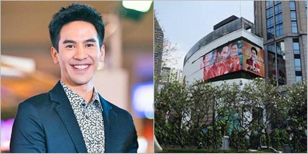 """แฟนคลับไทย–จีน จัดเต็มเซอร์ไพร์สอวยพรวันเกิดให้ """"โป๊ป ธนวรรธน์"""" ยิ่งใหญ่สุดอลังการ?"""