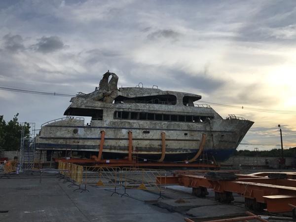 ปปง.ยึดอายัดเรือฟินิกซ์ รอขายทอดตลาด แถลงปิดคดีเร็วๆนี้  เรือไม่ได้มาตรฐาน ทำจีนตาย 47 ศพ