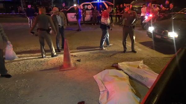 หึงโหด ! หนุ่มลำปางถูกสาวสลัดรักลั่นไกยิงกลุ่มการ์ด-แฟนสาว-ปลิดชีพตัวเองตามดับ 3 ศพบาดเจ็บ 3