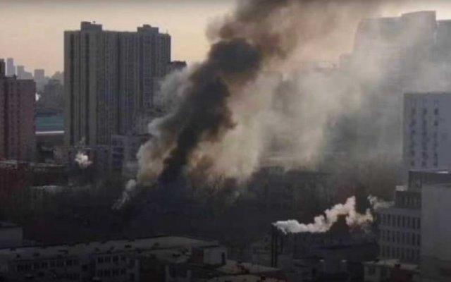 ห้องทดลองมหาวิทยาลัยจีนระเบิด นักศึกษาดับ 3 ราย