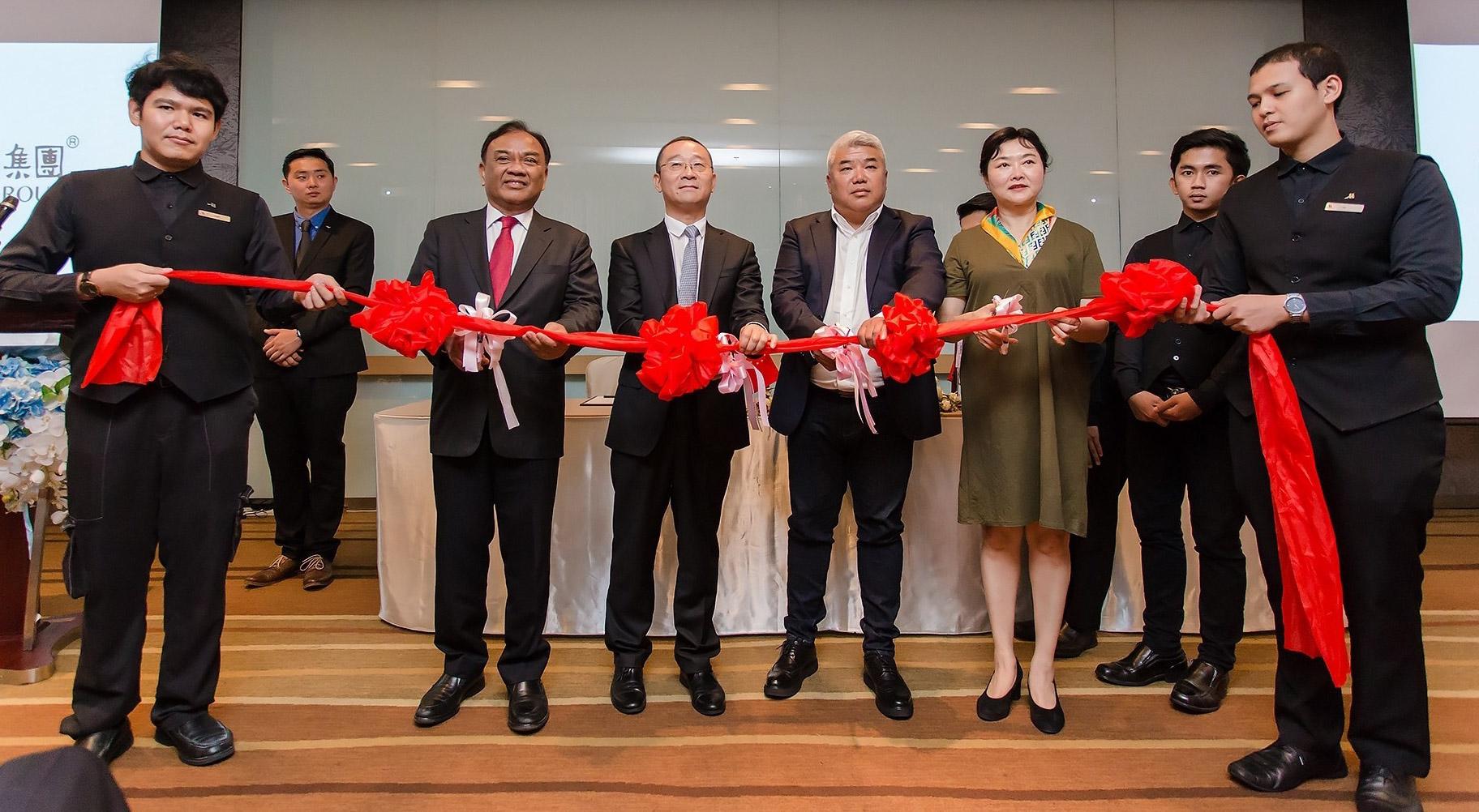 ลอว์เฟิร์มชั้นนำจีนเปิดสาขาในไทย รองรับทัพนักลงทุนแดนมังกร