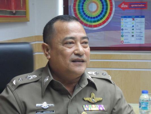 พ.ต.อ. นฤชา สุวรรณลาภา รองผู้บังการตำรวจภูธรจังหวัดมุกดาหาร