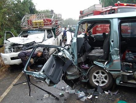 สถิติ 3 วันช่วงปีใหม่อุบัติเหตุลดจากปีก่อน เมาแล้วขับยังเป็นสาเหตุหลัก