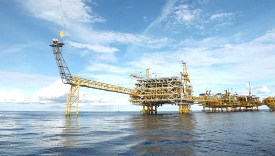 ปตท.สผ.ยันยังผลิตก๊าซฯอยู่ จับตาพายุดีเปรสชันเข้าอ่าวไทย