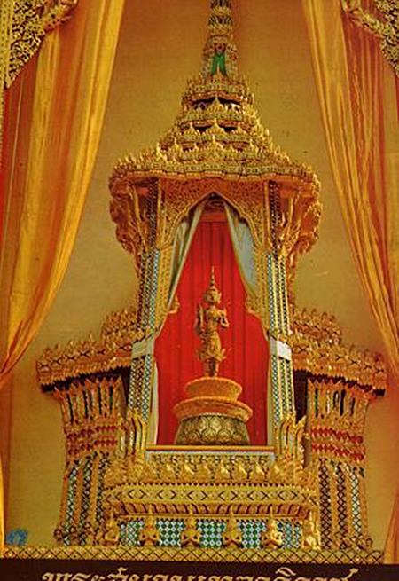 พระสยามเทวาธิราช เทวดาผู้คุ้มครองประเทศไทย! วิกฤติการณ์ผ่านพ้นได้หลายครั้ง!!