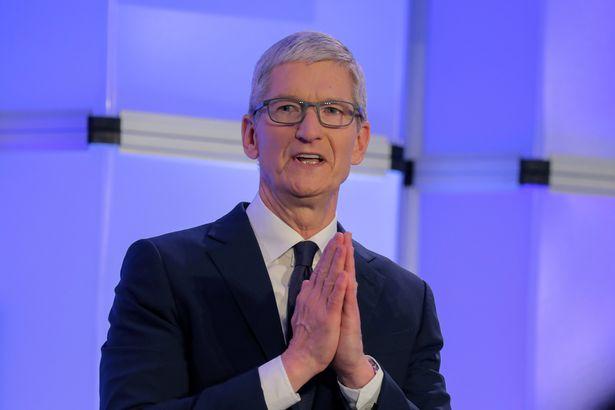 Apple หุ้นร่วง รายได้ยุบ ยอดขาย iPhone แย่