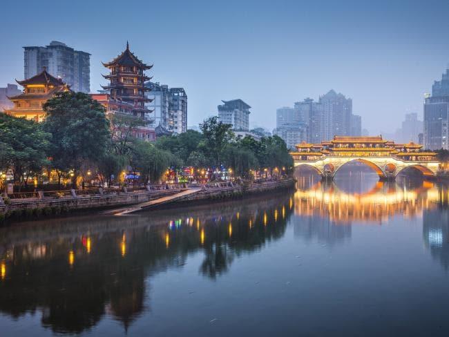 หังโจว หนึ่งในห้าเมืองล่าสุด ที่ชาวต่างชาติ สามารถเดินทางมาได้โดยไม่ต้องมีวีซ่า เป็นเวลา 6 วัน (ภาพเอเจนซี)