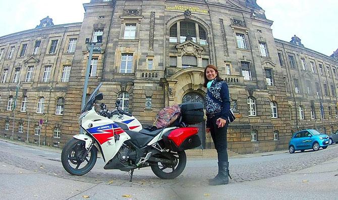 เมืองเดรสเดน ประเทศเยอรมนี เมืองเก่าที่เต็มเปี่ยมไปด้วยประวัติศาสตร์