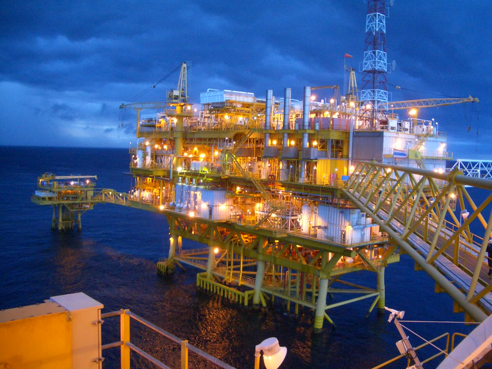 พลังงานโล่ง!แท่นผลิตก๊าซฯอ่าวไทยไม่เสียหายคาด7ม.ค.ผลิตได้เต็มที่