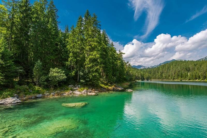 Eibsee Lake
