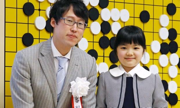 เด็กหญิง 9 ขวบ เตรียมเป็นนักเล่นโกะอาชีพอายุน้อยสุดที่ญี่ปุ่น