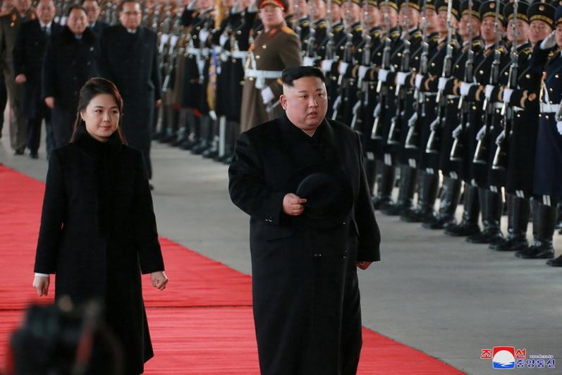 In Pics: 'ผู้นำคิม' ควงศรีภรรยาเยือนจีน พบ 'สีจิ้นผิง' เป็นครั้งที่ 4