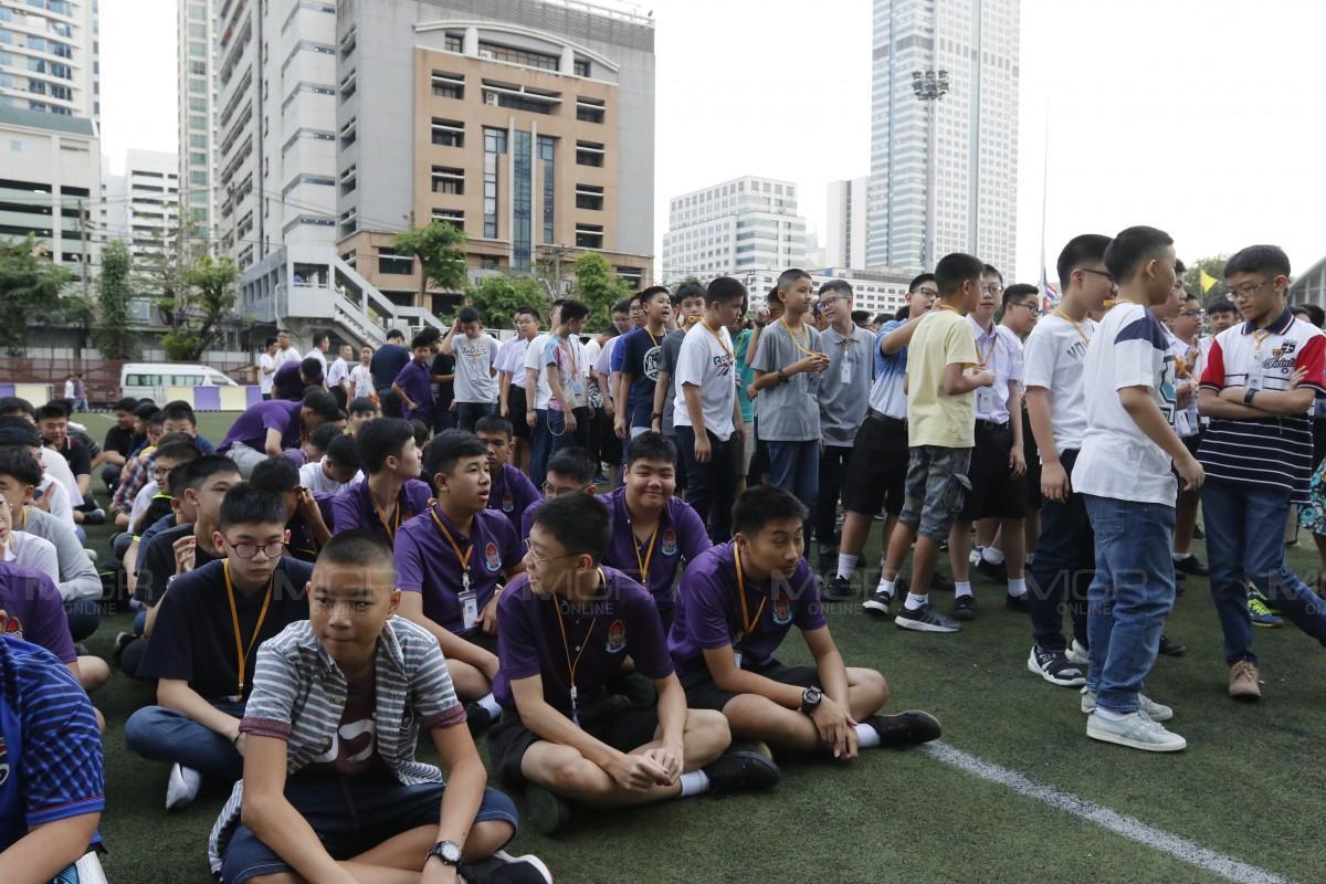 เริ่มวันแรก! รร.กรุงเทพคริสเตียน นำร่องนักเรียนแต่งชุดไปรเวทมาเรียนทุกวันอังคาร