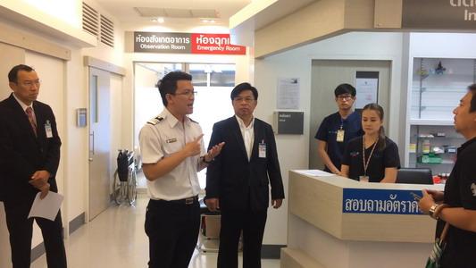 สนามบินเชียงใหม่แจงกรณีพ่อโพสต์โวยถูกเก็บค่าปฐมพยาบาลลูกชาย