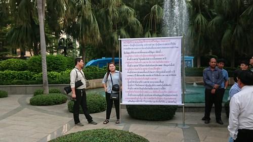กรุงไทยแจงม็อบ EARTHยันใช้นโยบายเดียวกัน-พร้อมร่วมหาทางออก
