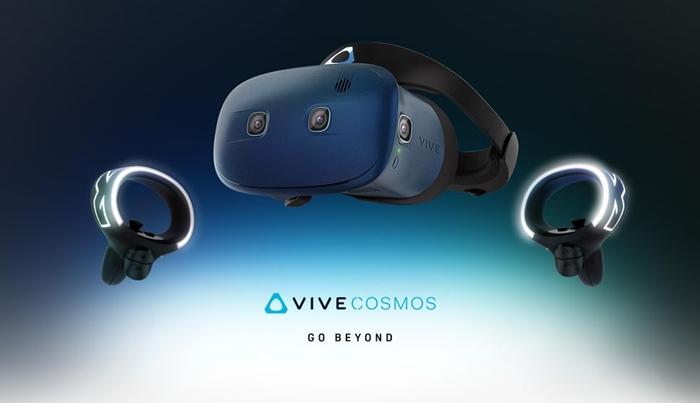 CES: เปิดตัว Vive Cosmos แว่นวีอาร์สำหรับมือถือ