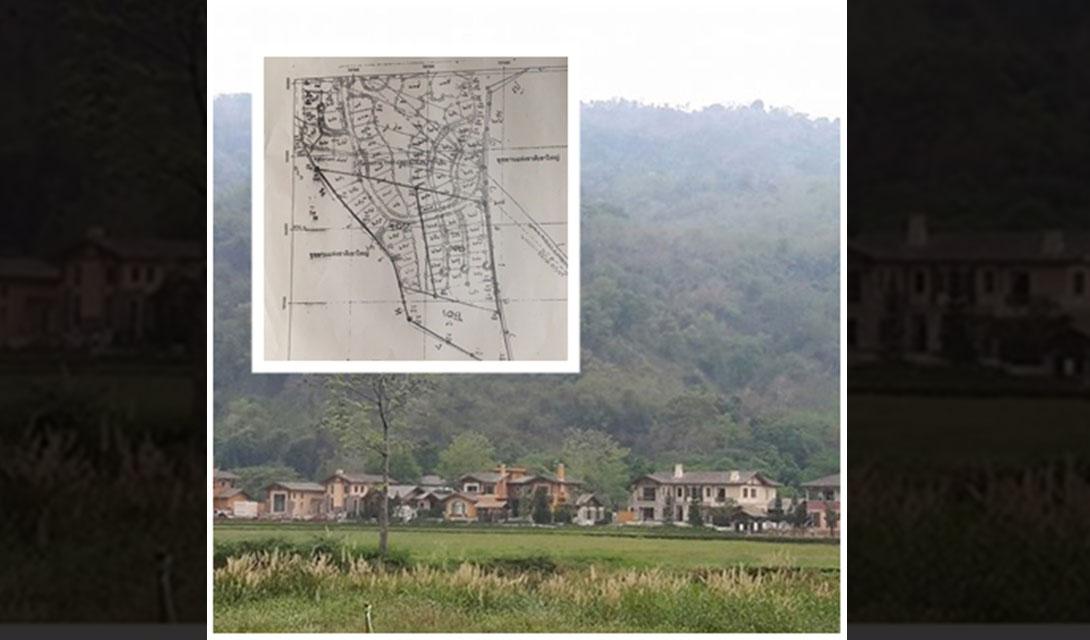 """""""ดีเอสไอ"""" ชี้ """"เครสตัน ฮิลล์ เขาใหญ่"""" ส่อออกหนังสือรับรองสิทธิผิดกฎหมาย บุกรุกป่า ตามโฉนดที่ดิน 6 แปลง"""