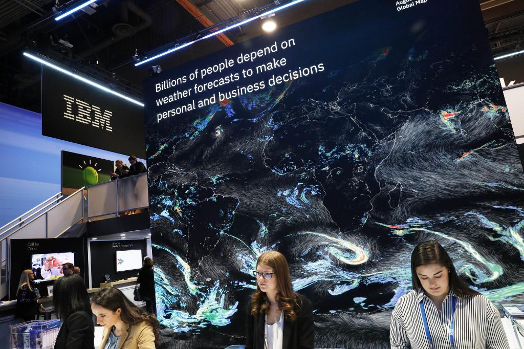 IBM ชูระบบพยากรณ์อากาศใหม่แม่นกว่าเดิมที่ CES 2019