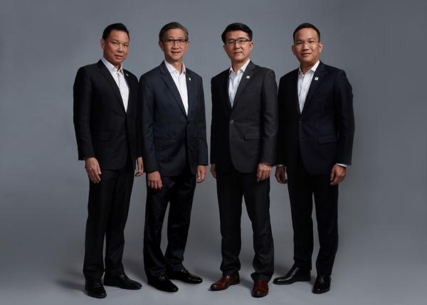 กสิกรไทย แต่งตั้ง 2 รองกรรมการผู้จัดการอาวุโส และรองกรรมการผู้จัดการ 2 ตำแหน่ง