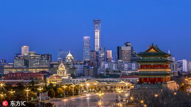 17 เมืองจีน จีดีพีทะลุล้านล้านหยวน