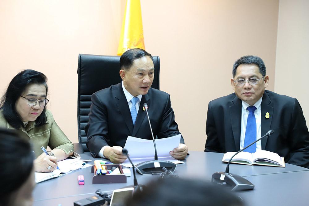 รมว.แรงงาน เผยไทยหลุดใบเหลืองประมงอียู เหตุคุมเข้มต่างด้าว จัดสวัสดิการ ค่าตอบแทนเป็นธรรม