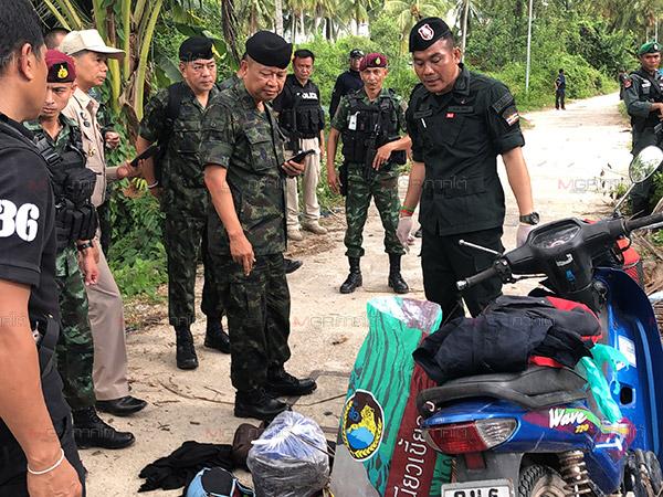 คืบหน้ายิง อส. 4 ศพ แม่ทัพ 4 มั่นใจจับกุมกลุ่มโจรชั่วได้แน่นอน