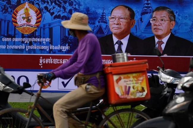 นักการเมืองฝ่ายค้านเขมรเสียงแตกยื่นขอฟื้นสิทธิการเมืองตามข้อเสนอฮุนเซน