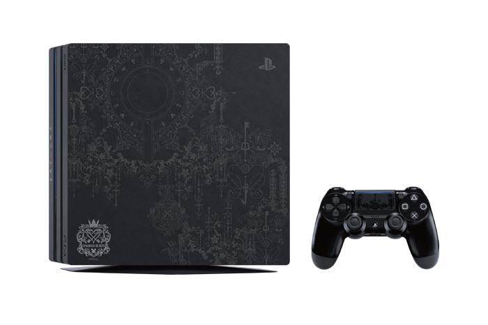 """ชุดบันเดิล """"PS4 Pro Kingdom Hearts III"""" เปิดขายในไทย 29 ม.ค.นี้"""