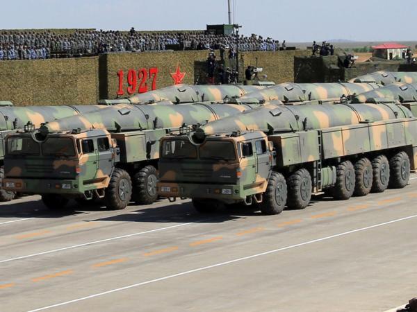 จีนย้ายที่ตั้งขีปนาวุธ'พิฆาตเรือ' หลังสหรัฐฯเคลื่อนไหว'ยั่วยุ'ในทะเลจีนใต้