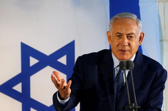 นายเบนจามิน เนทันยาฮู นายกรัฐมนตรีอิสราเอล