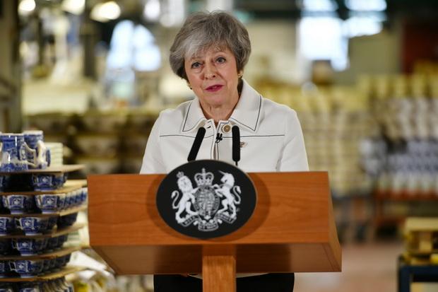 นายกฯอังกฤษร้องสภา'พิจารณาอีกครั้ง'ก่อนลงมติชี้ชะตาข้อตกลงเบร็กซิตในวันอังคาร