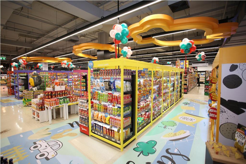 เปิดท็อปส์เชียงรายโฉมใหม่เพิ่ม 5 โซน  สินค้าทั่วโลก3หมื่นรายการ-ร้านLOOKSบิวตี้สโตร์