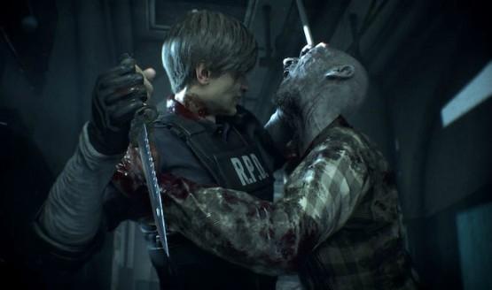 """แคปคอม เผยสถิติเดโม """"Resident Evil 2"""" คนเล่นจบแค่หนึ่งในสาม"""