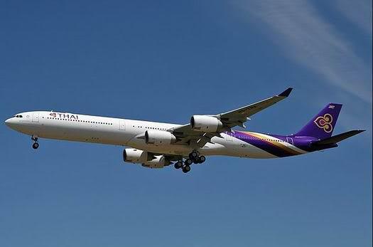 บินไทยเปิดศักราชขาย A340 จำนวน 8 ลำสำเร็จ พร้อมปรับกลยุทธ์องค์กรใหม่