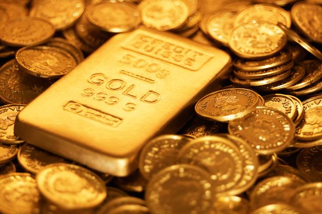 ทองคำได้รับแรงหนุนเฟดชะลอขึ้นดบ.