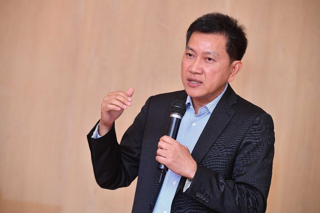 วัตสัน ถิรภัทรพงศ์ กรรมการผู้จัดการประจำประเทศไทยและอินโดจีน ซิสโก้
