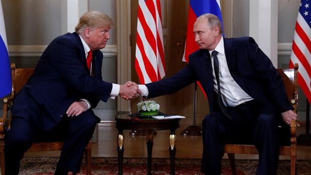 มอสโกโวย'งี่เง่า'คิดได้ไงกล่าวหา'ทรัมป์'เป็นสายลับรัสเซีย