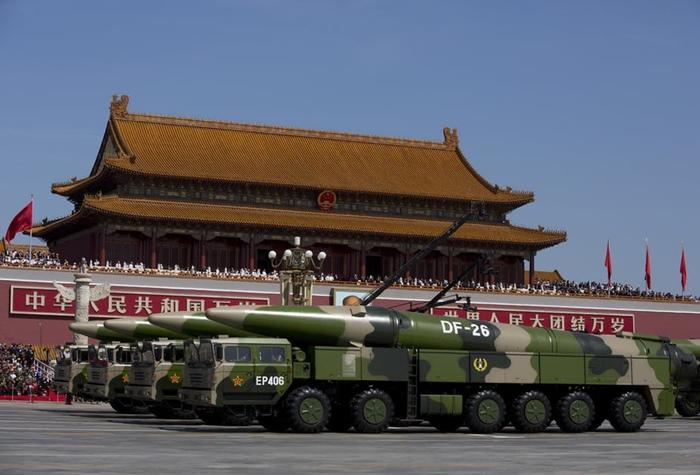 'จีน'เป็นผู้นำในเทคโนโลยีทางทหารบางด้านแล้ว  'ข่าวกรองเพนตากอน'ยอมรับ