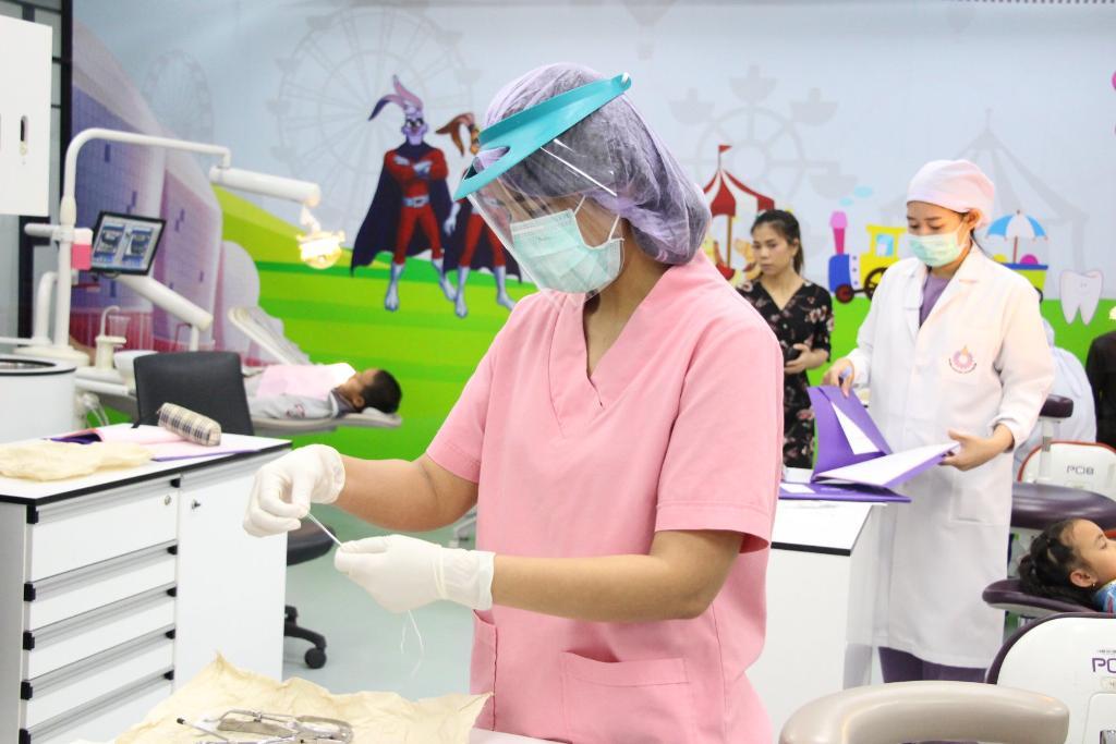 ทันตแพทย์ ม.รังสิต เปิดหลักสูตรประกาศนียบัตรผู้ช่วยทันตแพทย์