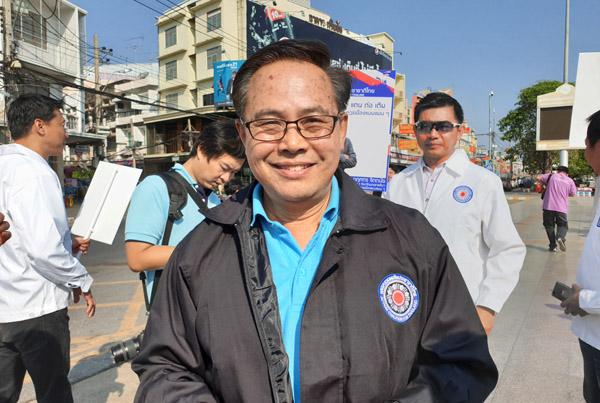 นายกฤศกร จิตดนัย ว่าที่ผู้สมัครฯ เขต 1 นครราชสีมา พรรครวมพลังประชาชาติไทย
