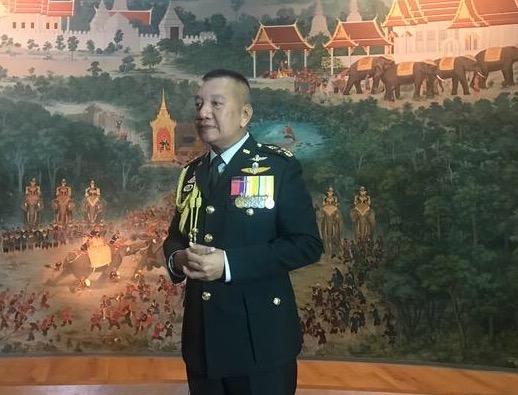 ผบ.เหล่าทัพตบเท้าวันกองทัพไทยย้ำบทบาทส่งผ่านประชาธิปไตยวอนสังคมเข้าใจทหาร
