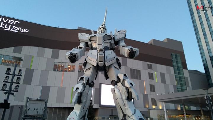 """ญี่ปุ่นรวบ 2 ผู้ต้องหายักยอกเงินสร้างหุ่น """"กันดั้ม"""""""