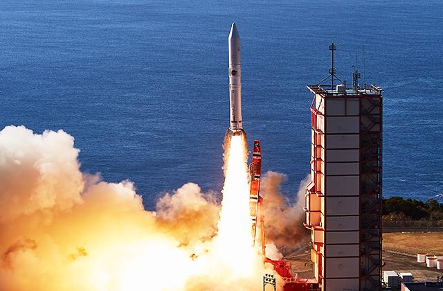 ญี่ปุ่นประสบความสำเร็จในการปล่อยจรวด Epsilon บรรทุกดาวเทียม 7 ดวง