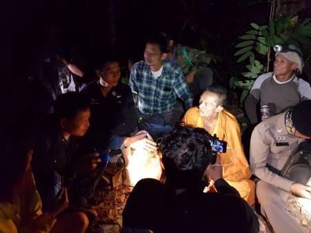 พบแล้ว! พระฯนครไทย หายตัวปริศนาบนเขาขี้ควายนาน 33 วัน จนญาติสงสัยถูกฆาตรกรรมอำพราง
