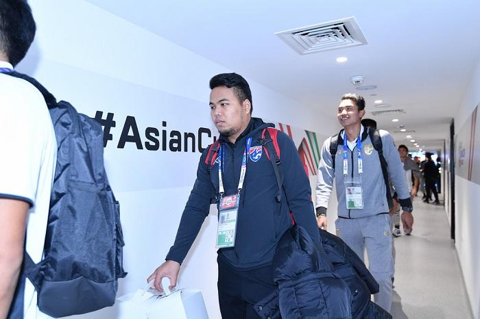 """ส.ฟุตบอล ส่งนักกายภาพดูแลแข้ง """"ช้างศึก"""" เพิ่มเติม ก่อนลุย 16 ทีมเอเชียน คัพ"""