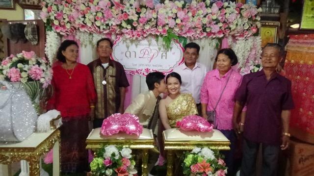 ชื่นมื่นวิวาห์หวาน  สาวหล่อหอบสินสอดขอหญิงแต่งงาน