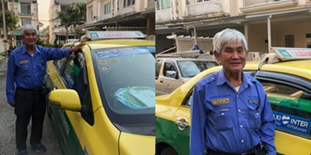 """ซึ้งใจ กลุ่ม """"แท็กซี่ไทย หัวใจอินเตอร์"""" ไม่ปฏิเสธผู้โดยสาร แถมบริการ พระ ชี คนสูงอายุฟรี"""