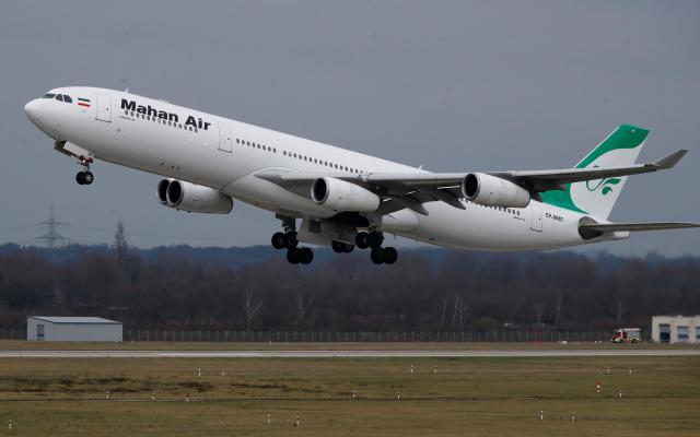 เยอรมนียอมทำตามแรงกดดันจากสหรัฐฯ สั่งแบนสายการบินอิหร่าน