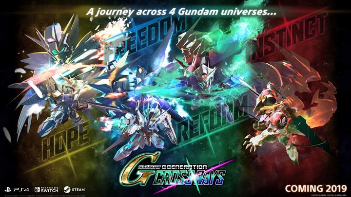 """กันดั้ม """"G Generation"""" ภาคใหม่ลง PS4-PC-สวิตช์ มีภาษาอังกฤษ"""