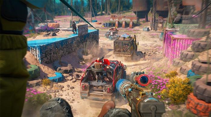 """ผู้สร้างยัน """"Far Cry: New Dawn"""" ยิงเหมือนเดิม เพิ่มเติมคือ """"อาร์พีจี"""""""